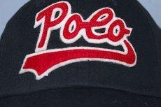 画像3: Polo Ralph Lauren(ラルフ ローレン) Script Logo Black Cap スクリプトロゴ ブラック キャップ (3)