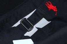 画像5: Polo Ralph Lauren(ラルフ ローレン) Script Logo Black Cap スクリプトロゴ ブラック キャップ (5)