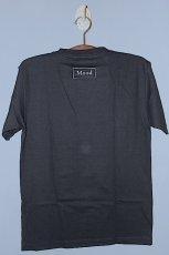 画像2: Mood NYC (ムード エヌワイシー)S/S A.B.D. Tee T-Shirts Black Reflector Reflect  (2)