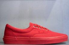 画像1: Vans(バンズ) Era Gold Mono Crimson Red  (1)