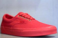 画像2: Vans(バンズ) Era Gold Mono Crimson Red  (2)