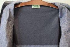 画像5: Interbreed(インターブリード) Phat Bite L/S Fishermans Shirt Indigo Chambray (5)