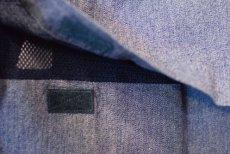 画像4: Interbreed(インターブリード) Phat Bite L/S Fishermans Shirt Indigo Chambray (4)