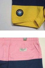 画像3: The Quiet Life(クワイエット ライフ) Solar Beach Shorts Pink Navy Yellow ショーツ (3)