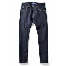 画像1: Lafayette(ラファイエット) 5Pocket Selvage Stretch Denim Pants Slim Fit Indigo Low デニムパンツ インディゴ スリム (1)