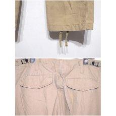 画像4: Rothco(ロスコ) Vintage M-65 Field Cargo Pants Khaki Beige カーゴパンツ (4)