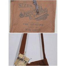 画像3: RRL(ダブルアール) Limited Edition Medium Canvas Shoulder Bag Brown Deadstock デッドストック ショルダーバッグ (3)
