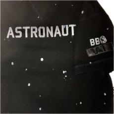 画像3: Billionaire Boys Club (ビリオネアボーイズクラブ) Astronaut S/S Sweat Shirts BB Mission Knit Black 半袖 スウェット シャツ (3)