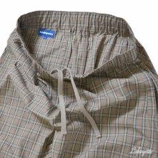 画像5: Lafayette(ラファイエット) Tartan Check Pajama Pants Grey チェック パンツ Easy Pants (5)