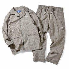 画像6: Lafayette(ラファイエット) Tartan Check Pajama Pants Grey チェック パンツ Easy Pants (6)