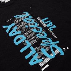 画像2: 【SALE】All Day Special S/S Tee Black Tシャツ  (2)