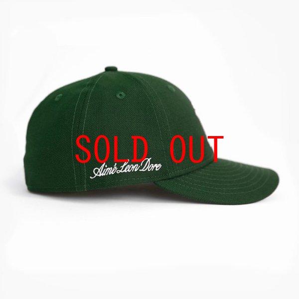画像1: Aime Leon dore(エイメ レオン ドレ) × New Era (ニューエラ) LP 59Fifty Cap NewYork Yankees Green ニューヨーク ヤンキース Kith ネイビー ホワイト (1)