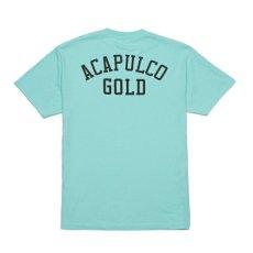 画像2: Acapulco Gold (アカプルコゴールド)Get High S/S Tee Mint ミント Tシャツ (2)