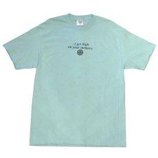 画像1: Acapulco Gold (アカプルコゴールド)Get High S/S Tee Mint ミント Tシャツ (1)