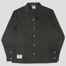 画像2: Billionaire Boys Club (ビリオネアボーイズクラブ)Ukiyoe Open Color Shirts Black 浮世絵 オープンカラー シャツ ピンク  (2)