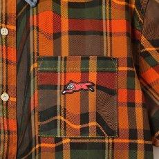 画像3: Strawberry S/S Shirts Denim Check シャツ デニム チェック (3)