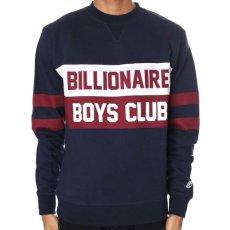 画像6: Billionaire Boys Club (ビリオネアボーイズクラブ)Varsity Cut & Saw Crewneck Sweat Collage クルーネック スウェット (6)