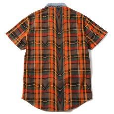 画像2: Strawberry S/S Shirts Denim Check シャツ デニム チェック (2)