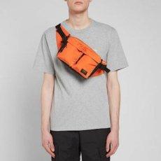 画像4: Carhartt WIP(カーハート ワークインプログレス) Military Hip Bag Camo Combat Orange Black ヒップ バッグ ウエスト (4)