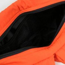 画像3: Carhartt WIP(カーハート ワークインプログレス) Military Hip Bag Camo Combat Orange Black ヒップ バッグ ウエスト (3)