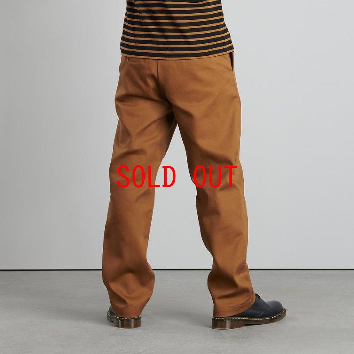 画像1: Carhartt WIP(カーハート ワークインプログレス)Craft Chino Pants Brown クラフト チノ パンツ ブラウン (1)