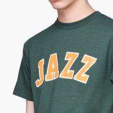 画像4: Butter Goods(バターグッズ)Jazz Logo S/S Tee Green グリーン Tシャツ (4)
