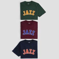 画像7: Butter Goods(バターグッズ)Jazz Logo S/S Tee Green グリーン Tシャツ (7)
