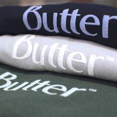 画像4: Butter Goods(バターグッズ)Puff Print Classic Logo S/S Tee Navy ネイビー Tシャツ 発砲 ロゴ (4)