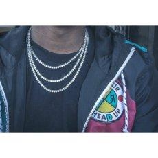 画像1: Golden Gilt(ゴールデン・ギルト) Tennis Chain Silver Necklace ネックレス シルバー 46cm 52cm 57cm テニス チェーン (1)