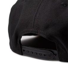 画像6: Logo Two Tone Snapback Cap Hamilton Brown/Black Black/Hamilton Brown ロゴ スナップバック キャップ 帽子 (6)