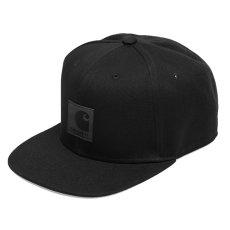 画像2: Logo Snapback Cap Black Hamilton Brown ロゴ スナップバック キャップ 帽子 (2)