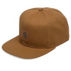 画像3: Logo Snapback Cap Black Hamilton Brown ロゴ スナップバック キャップ 帽子 (3)