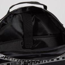 画像4: Carhartt WIP(カーハート ワークインプログレス) Senna Backpack Black Purple Lace 18.3liter 撥水加工 バックパック バッグ カバン 鞄 (4)