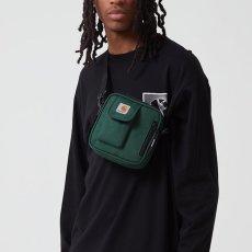 画像7: Carhartt WIP(カーハート ワークインプログレス) Essentials Bag Small Black ブラック Treehouse Green グリーン Bag in Bag バッグ イン バッグ ミニ スモール ポーチ カバン 鞄 (7)