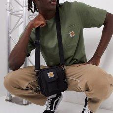 画像12: Essentials Bag Small Multicolor Black ブラック Treehouse Green グリーン Bag in Bag バッグ イン バッグ ミニ スモール ポーチ カバン 鞄 (12)