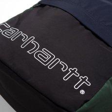 画像7: Terrce Back Pack Cardinal Dark Navy White Bag Colorblock カラーブロック 切替 バッグ カバン 鞄 (7)