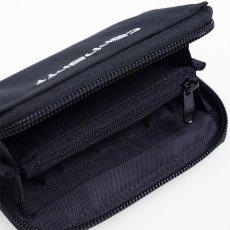 画像5: Carhartt WIP(カーハート ワークインプログレス) Midi Payton Zip Wallet Camo Cypress Green Black Duck ジップ コーデュラナイロン コンパクト Nylon 財布 ベロクロ (5)