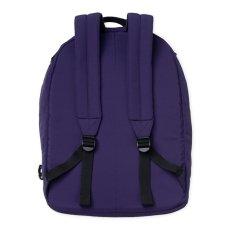 画像5: Carhartt WIP(カーハート ワークインプログレス) Senna Backpack Black Purple Lace 18.3liter 撥水加工 バックパック バッグ カバン 鞄 (5)