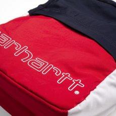 画像8: Terrce Back Pack Cardinal Dark Navy White Bag Colorblock カラーブロック 切替 バッグ カバン 鞄 (8)
