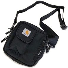画像4: Carhartt WIP(カーハート ワークインプログレス) Essentials Bag Small Black ブラック Treehouse Green グリーン Bag in Bag バッグ イン バッグ ミニ スモール ポーチ カバン 鞄 (4)