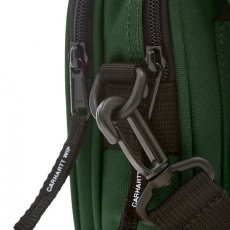 画像5: Carhartt WIP(カーハート ワークインプログレス) Essentials Bag Small Black ブラック Treehouse Green グリーン Bag in Bag バッグ イン バッグ ミニ スモール ポーチ カバン 鞄 (5)
