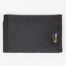 画像7: Carhartt WIP(カーハート ワークインプログレス) Payton Wallet Cypress Navy Black Olive Green Duck コーデュラナイロン コンパクト Nylon 財布 ベロクロ (7)
