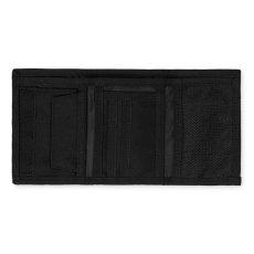 画像5: Carhartt WIP(カーハート ワークインプログレス) Payton Wallet Cypress Black Navy Olive Green Duck コーデュラナイロン コンパクト Nylon 財布 ベロクロ (5)