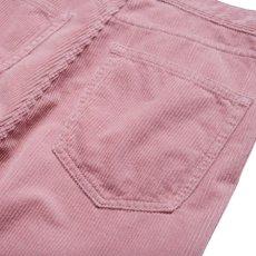 画像3: Carhartt WIP W(カーハート ワークインプログレス) Carhartt WIP W(カーハート ワークインプログレス) Newport Corduroy Pants rinsed Pink women's ウィメンズ レディース コーデュロイ ピンク パンツ (3)