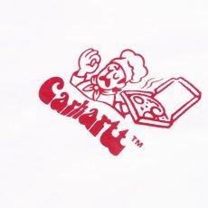 画像5: Carhartt WIP (カーハート ワークインプログレス) S/S Bene Tee White / Red 半袖 Tシャツ (5)