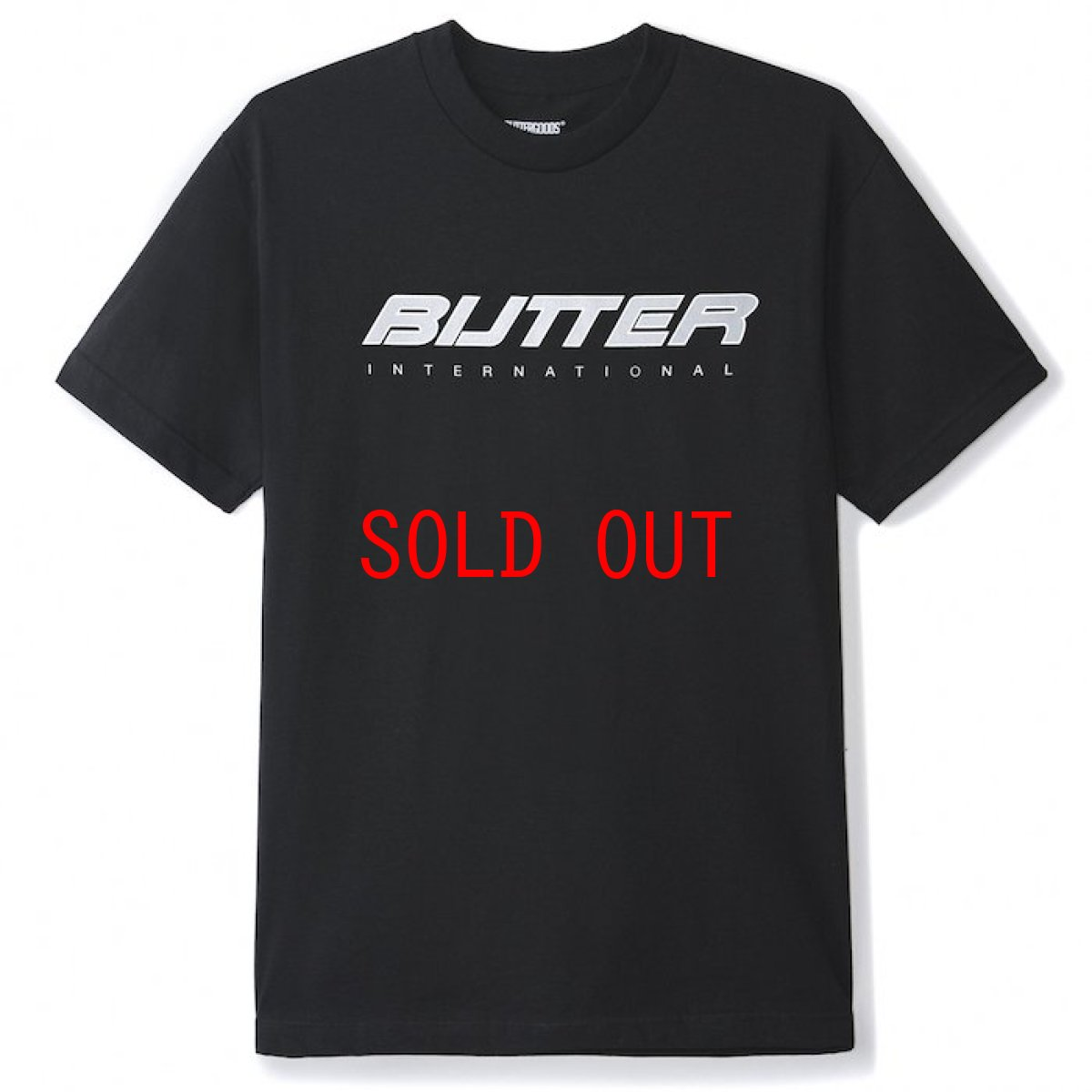 画像1: Butter Goods(バターグッズ) International Logo S/S Tee 半袖 Tシャツ (1)