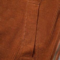 画像4: Ranger Corduroy Puuover Jacket Tops コーデュロイ ジャケット Rust Brown ブラウン (4)