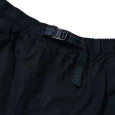 画像3: Field Pants Solid Black ナイロン パンツ ブラック (3)