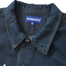 画像6: Denim Pullover S/S Shirt 半袖 デニム シャツ  (6)