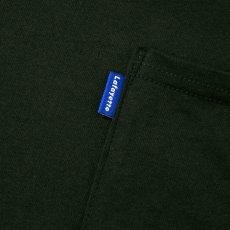 画像4: Lafayette(ラファイエット) Big Apple Pocket S/S Tee Forest Green ポケット Relax 半袖 Tシャツ (4)